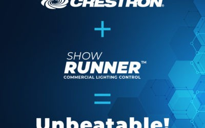 SHOWRUNNER's mission is to sell more Crestron hardware